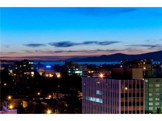 """Photo 3: 1101 1405 W 12TH Avenue in Vancouver: Fairview VW Condo for sale in """"THE WARRENTON"""" (Vancouver West)  : MLS®# V915590"""