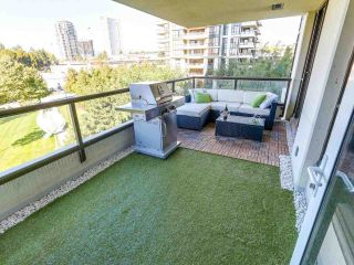 """Photo 8: 404 2138 MADISON Avenue in Burnaby: Brentwood Park Condo for sale in """"MOSAIC / RENAISSANCE"""" (Burnaby North)  : MLS®# R2212688"""