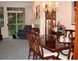 Photo 5: 18 7500 CUMBERLAND Street in Burnaby: The Crest Townhouse for sale (Burnaby East)  : MLS®# V670774