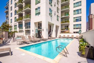 Photo 23: DOWNTOWN Condo for sale : 1 bedrooms : 1240 India Street #100 in San Diego