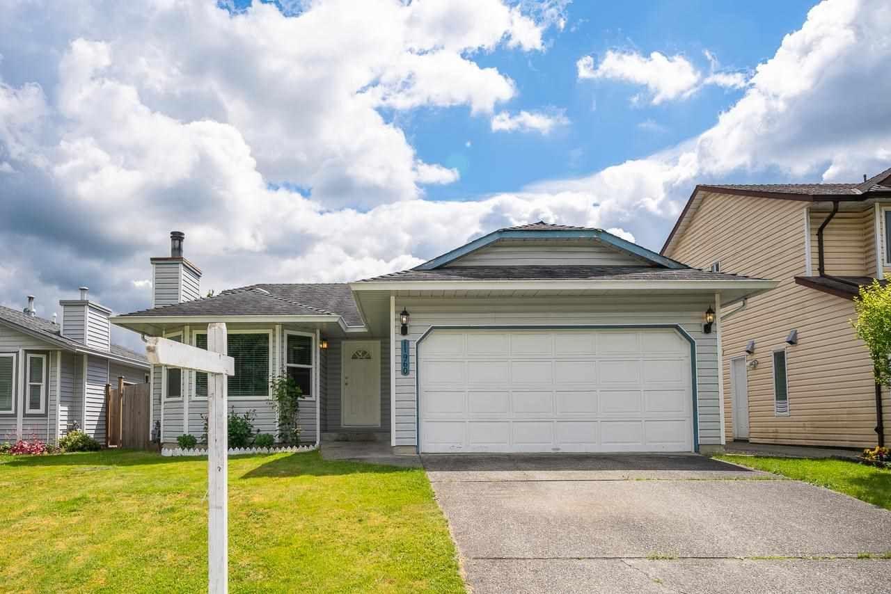 Main Photo: 11960 238B STREET in Maple Ridge: Cottonwood MR House for sale : MLS®# R2585571