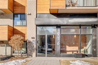Main Photo: 502 916 Memorial Drive NW in Calgary: Sunnyside Apartment for sale : MLS®# A1099679