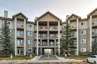 Main Photo: 325 5000 Somervale Court SW in Calgary: Somerset Apartment for sale : MLS®# A1137485