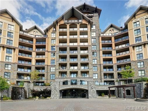 Main Photo: 519 1400 Lynburne Pl in VICTORIA: La Bear Mountain Condo for sale (Langford)  : MLS®# 735114