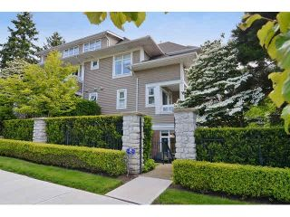 """Photo 13: 121 3188 W 41ST Avenue in Vancouver: Kerrisdale Townhouse for sale in """"THE LANESBOROUGH"""" (Vancouver West)  : MLS®# V1123090"""
