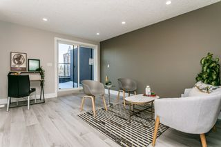 Photo 32: 9329 CONNORS Road in Edmonton: Zone 18 House Half Duplex for sale : MLS®# E4223706