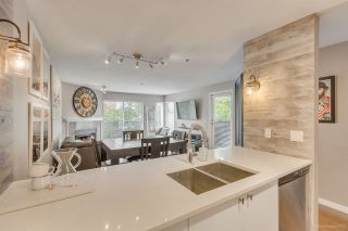 """Photo 10: 207 888 W 13TH Avenue in Vancouver: Fairview VW Condo for sale in """"CASABLANCA"""" (Vancouver West)  : MLS®# R2485029"""