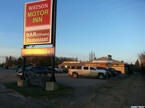 Main Photo: 202 Pacific Street in Watson: Commercial for sale : MLS®# SK854402