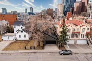 Main Photo: 215 2 Avenue NE in Calgary: Crescent Heights Detached for sale : MLS®# A1099940