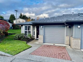 Photo 1: 12 1473 Garnet Rd in : SE Cedar Hill Row/Townhouse for sale (Saanich East)  : MLS®# 860169