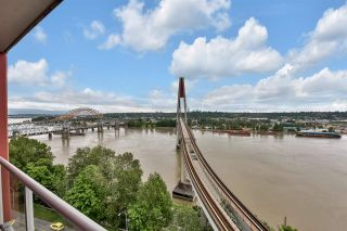 """Photo 9: 1204 125 COLUMBIA Street in New Westminster: Downtown NW Condo for sale in """"NORTHBANK"""" : MLS®# R2584652"""