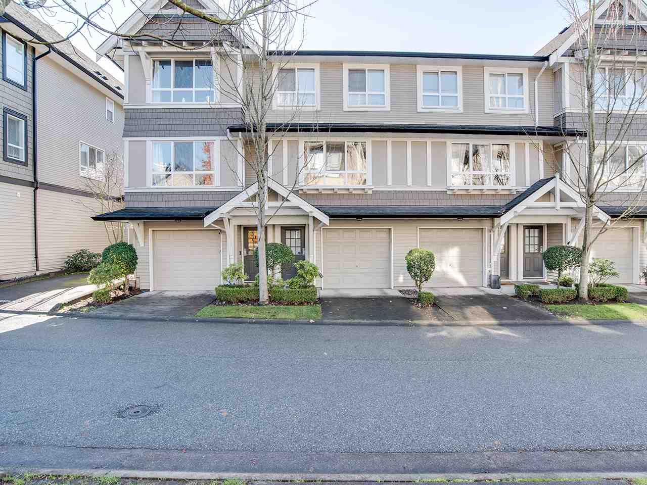 """Main Photo: 8 6747 203 Street in Langley: Willoughby Heights Townhouse for sale in """"SAGEBROOK"""" : MLS®# R2323050"""