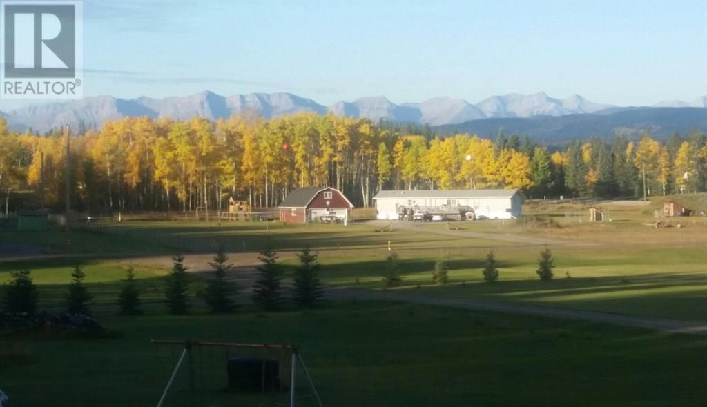 Main Photo: 7-24425 East River Road in Rural Yellowhead County: House for sale : MLS®# A1150892