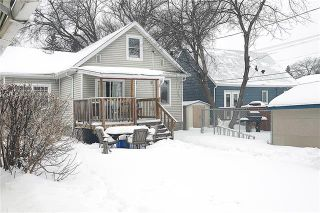 Photo 14: 536 Campbell Street in Winnipeg: River Heights Single Family Detached for sale (1D)  : MLS®# 1902220