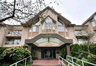 """Photo 1: 112 1009 HOWAY Street in New Westminster: Uptown NW Condo for sale in """"HUNTINGTON WEST"""" : MLS®# R2045369"""
