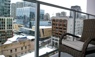 """Photo 15: 1012 668 COLUMBIA Street in New Westminster: Quay Condo for sale in """"TRAPP + HOLBROOK"""" : MLS®# R2137000"""