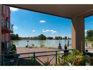 """Photo 17: # 204 2 RENAISSANCE SQ in New Westminster: Quay Condo for sale in """"THE LIDO"""" : MLS®# V1018101"""