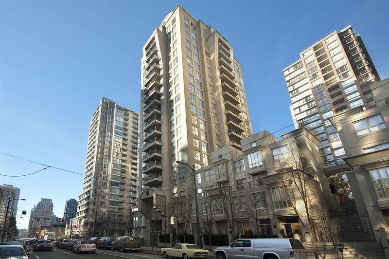 FEATURED LISTING: 1001 - 989 RICHARDS Street Vancouver