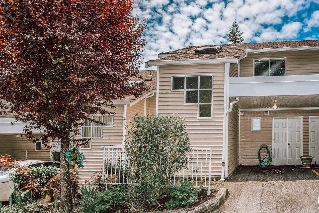 """Main Photo: 34 1235 JOHNSON Street in Coquitlam: Canyon Springs Townhouse for sale in """"CREEKSIDE"""" : MLS®# R2596014"""