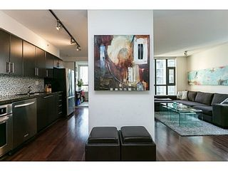 Photo 4: 607 538 SMITHE Street in Vancouver West: Downtown VW Home for sale ()  : MLS®# V1035615