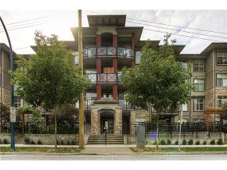 """Photo 1: 114 2336 WHYTE Avenue in Port Coquitlam: Central Pt Coquitlam Condo for sale in """"CENTREPOINTE"""" : MLS®# V973270"""