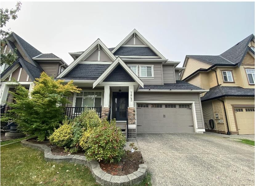"""Main Photo: 7843 211A Street in Langley: Willoughby Heights House for sale in """"Yorkson"""" : MLS®# R2503538"""