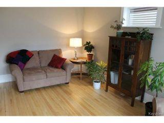 Photo 9: 35 Evanson Street in WINNIPEG: West End / Wolseley Residential for sale (West Winnipeg)  : MLS®# 1510559