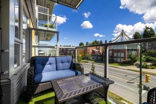 """Photo 11: 405 417 GREAT NORTHERN Way in Vancouver: Strathcona Condo for sale in """"Canvas"""" (Vancouver East)  : MLS®# R2591582"""