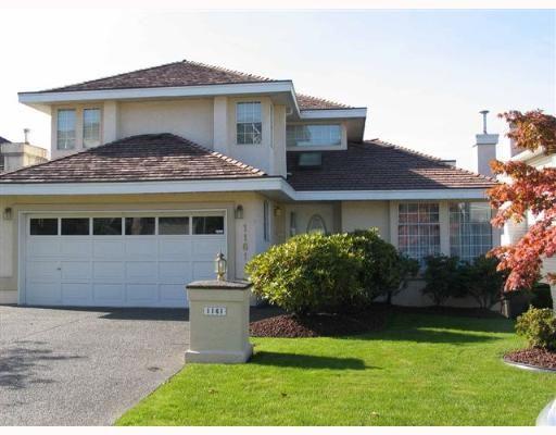 "Main Photo: 1161 FLETCHER Way in Port Coquitlam: Citadel PQ House for sale in ""CITADEL"" : MLS®# V639746"
