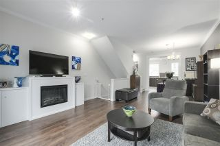 """Photo 9: 35 11067 BARNSTON VIEW Road in Pitt Meadows: South Meadows Townhouse for sale in """"COHO"""" : MLS®# R2344375"""