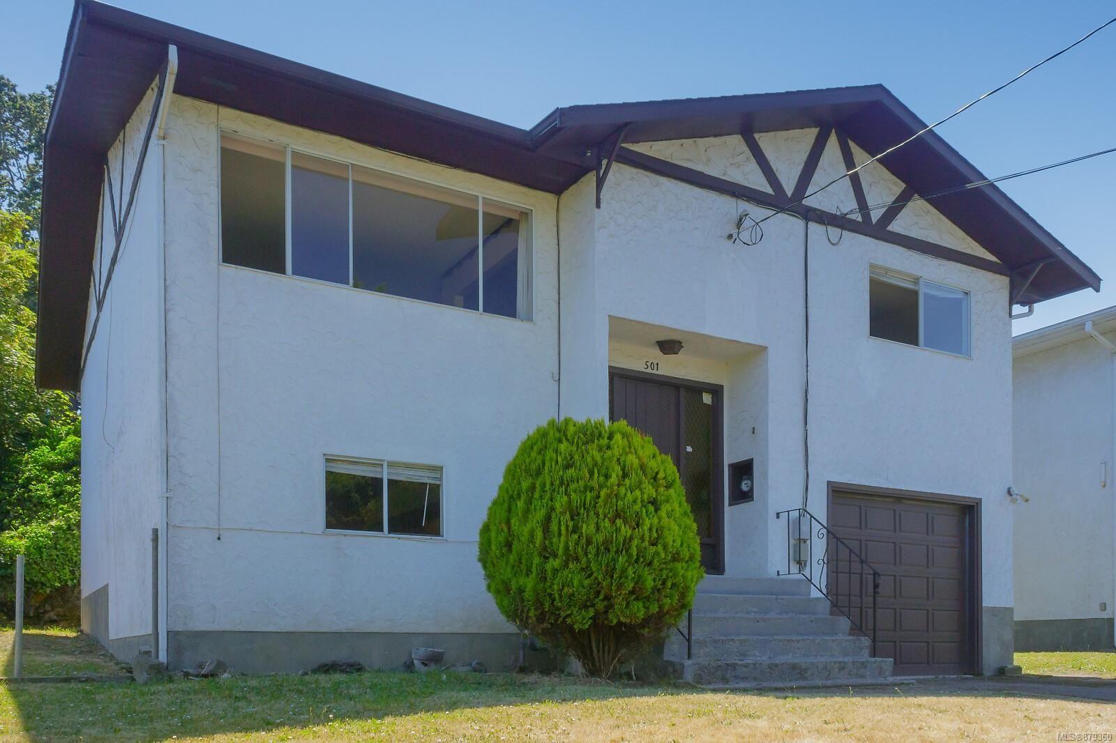 Main Photo: 501 Ker Ave in : SW Tillicum House for sale (Saanich West)  : MLS®# 879360