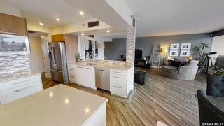 Photo 5: 401 730 Spadina Crescent East in Saskatoon: Central Business District Residential for sale : MLS®# SK855647