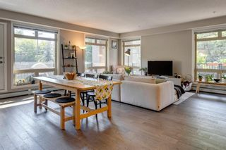 Main Photo: 205 823 5 Avenue NW in Calgary: Sunnyside Apartment for sale : MLS®# A1125007