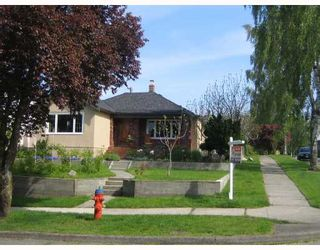 Photo 1: 2403 W 19TH Avenue in Vancouver: Arbutus House for sale (Vancouver West)  : MLS®# V708396