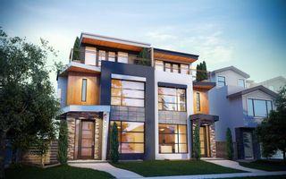 Photo 1: 416 7A Street NE in Calgary: Bridgeland/Riverside Semi Detached for sale : MLS®# A1056294