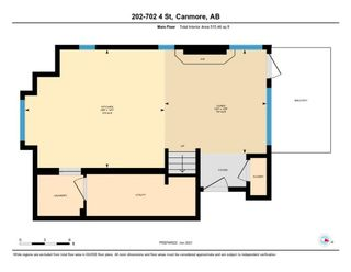 Photo 33: 202 702 4th Street: Canmore Row/Townhouse for sale : MLS®# A1125774