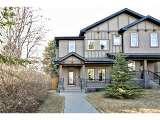 Photo 1: 931 33 Street NW in Calgary: Parkdale House for sale : MLS®# C4003919