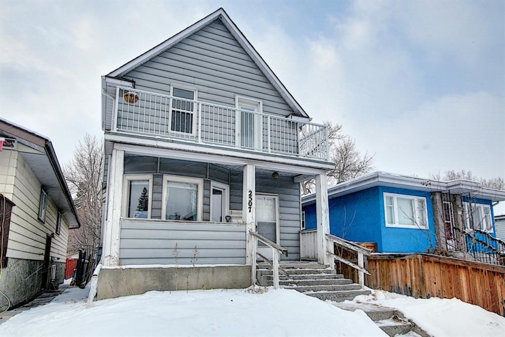 Main Photo: 2507 17 Street SE in Calgary: Inglewood Detached for sale : MLS®# A1069202