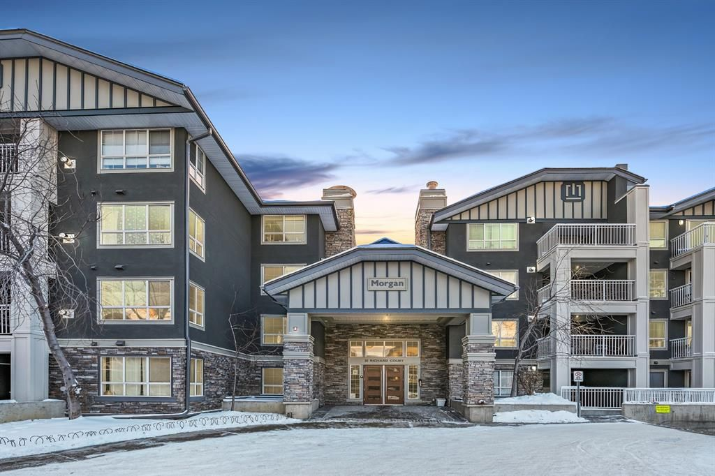 Main Photo: 111 35 Richard Court SW in Calgary: Lincoln Park Apartment for sale : MLS®# A1068844