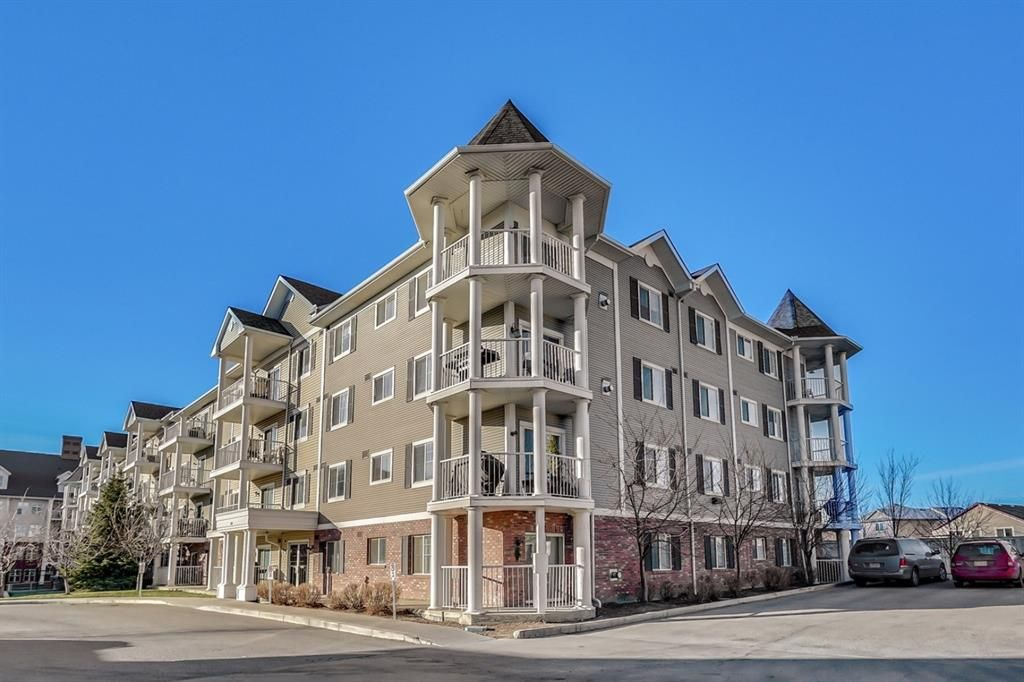 Main Photo: 5109 69 Country Village Manor NE in Calgary: Country Hills Village Apartment for sale : MLS®# A1132301