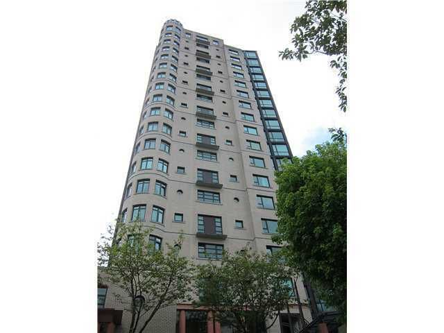 """Main Photo: 1102 2088 BARCLAY Street in Vancouver: West End VW Condo for sale in """"PRESIDIO"""" (Vancouver West)  : MLS®# V992559"""