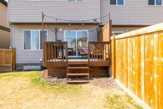 Photo 29: 16719 60 Street in Edmonton: Zone 03 House Half Duplex for sale : MLS®# E4240535