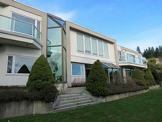 Photo 1: 2320 WESTHILL Drive in West Vancouver: Home for sale : MLS®# V1021707