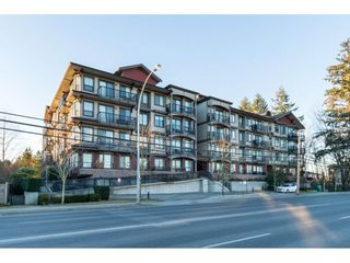 Photo 1: 402 19830 56 AVENUE in Langley: Langley City Condo for sale : MLS®# R2136124