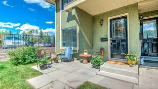 Main Photo: 401 2200 Woodview Drive SW in Calgary: Woodlands Row/Townhouse for sale : MLS®# A1116485