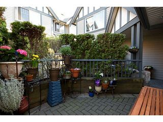 """Photo 9: 653 ST ANDREWS Avenue in North Vancouver: Lower Lonsdale Townhouse for sale in """"Charlton Court"""" : MLS®# V998570"""