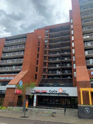 Photo 1: 310 10145 109 Street in Edmonton: Zone 12 Condo for sale : MLS®# E4250332