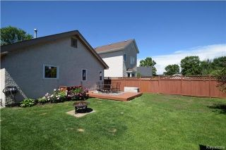 Photo 16: 107 Pinetree Crescent in Winnipeg: Riverbend Residential for sale (4E)  : MLS®# 1716061
