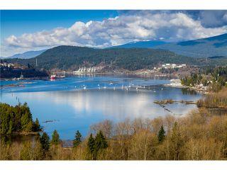 "Photo 1: 2703 110 BREW Street in Port Moody: Port Moody Centre Condo for sale in ""ARIA 1"" : MLS®# V1053008"