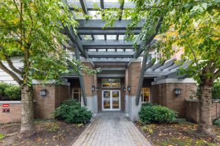 """Photo 1: 210 4799 BRENTWOOD Drive in Burnaby: Brentwood Park Condo for sale in """"THOMPSON HOUSE"""" (Burnaby North)  : MLS®# R2625742"""